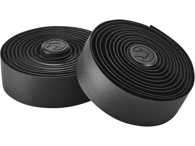 PRO Microfiber Smart Rubans de cintre Silicone, black